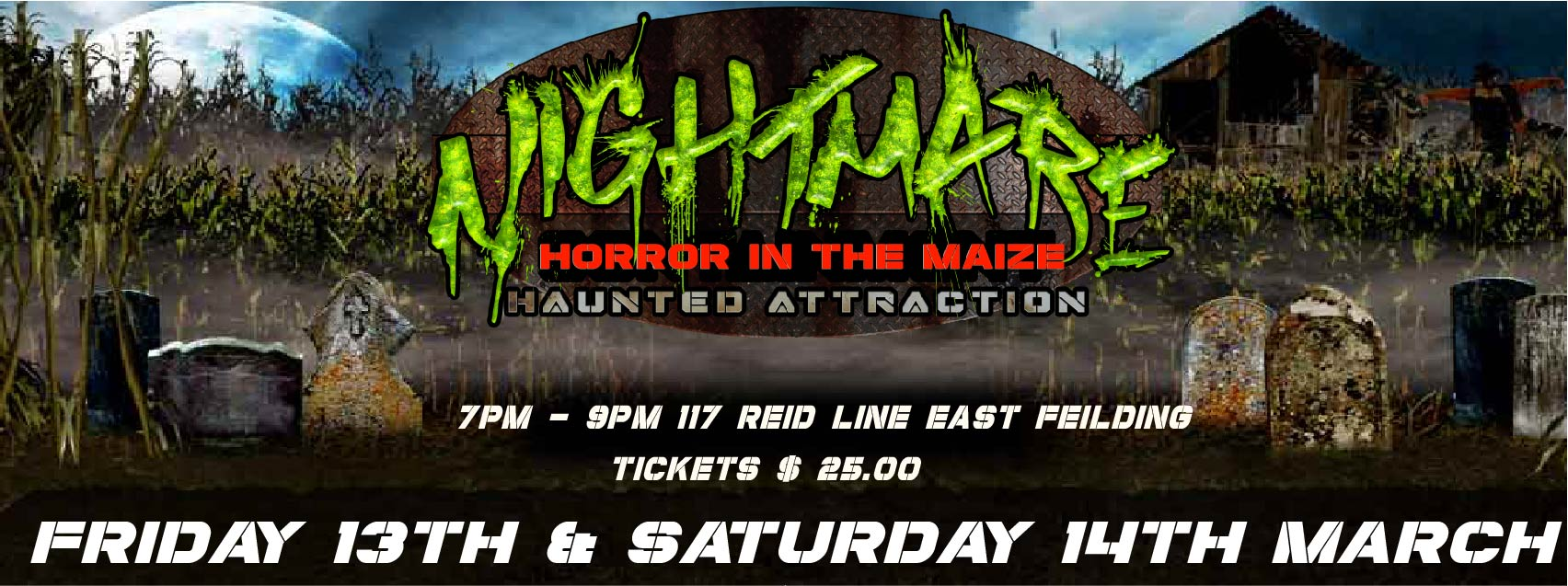 Nightmare Containment Haunted Attraction